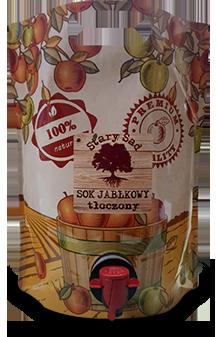Stary Sad sok jabłkowy